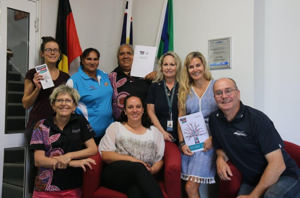 WACRH signs on to the Community Respect and Equality Agreement to prevent Family Violence in Geraldton