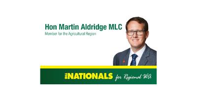 Martin Aldridge