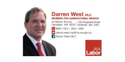 Darren West